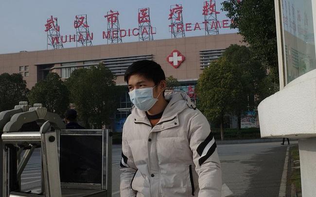 Vũ Hán xây gấp bệnh viện 1.000 giường trong 3 ngày để tiếp nhận bệnh nhân bị cúm corona