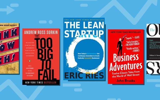 Những cuốn sách viết về kinh doanh có tầm ảnh hưởng lớn nhất từ trước đến nay, được Warren Buffett và Bill Gates khuyên đọc