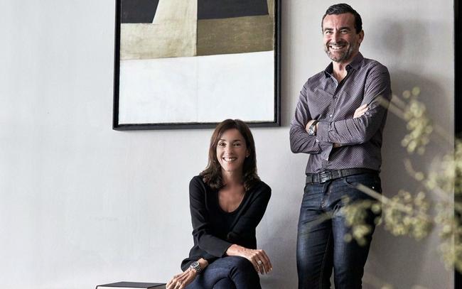 Nhà thiết kế Châu Âu thổi hồn đương đại vào sơn mài Việt cho giới thượng lưu