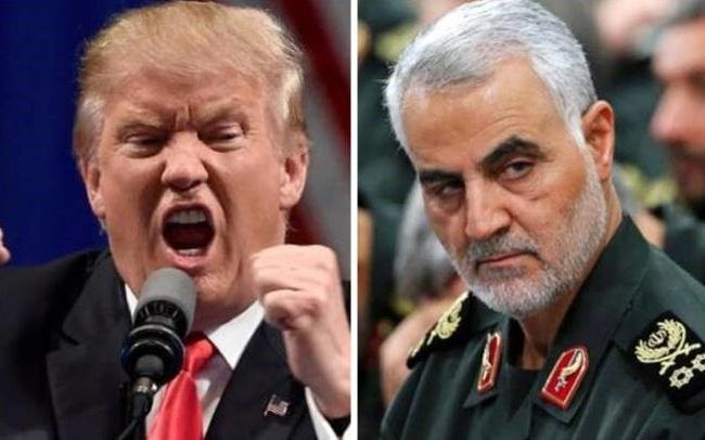 """Kế hoạch không kích sát hại tướng Iran được ông Trump """"lên trong chớp nhoáng"""" khi đang đi nghỉ dưỡng"""
