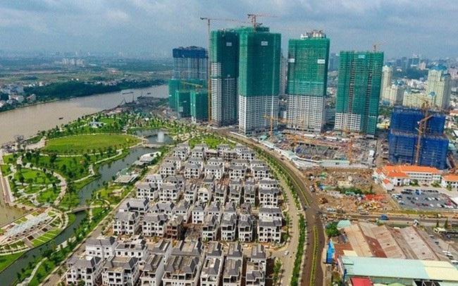 Lượng tồn kho bất động sản đang tăng nhanh