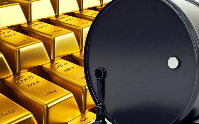 Thị trường ngày 07/01: Vàng tăng vọt lên cao nhất 7 năm, dầu vượt ngưỡng 70 USD/thùng