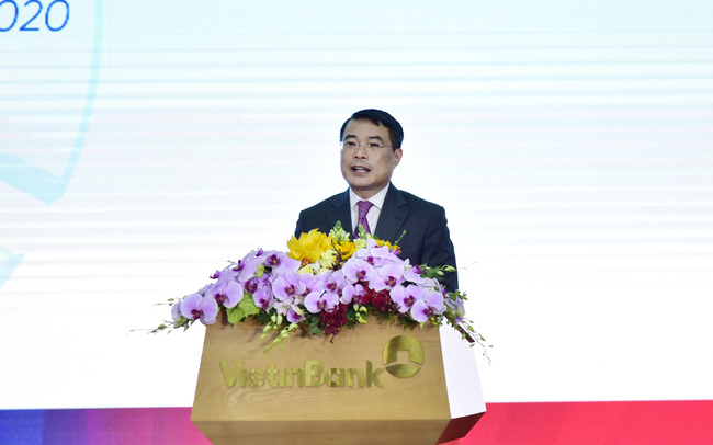 Thống đốc Lê Minh Hưng: VietinBank sẽ được giữ lại toàn bộ lợi nhuận năm 2017-2018 để tăng vốn