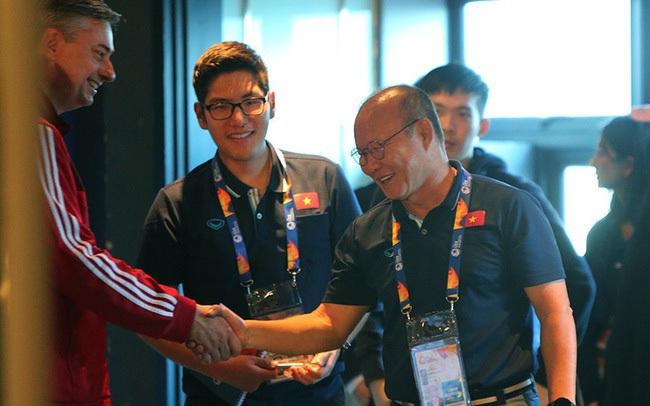 Họp báo VCK U23 châu Á 2020, Việt Nam vs UAE: Những sắc thái đặc biệt tạo nên thương hiệu của chiến lược gia Park Hang-seo