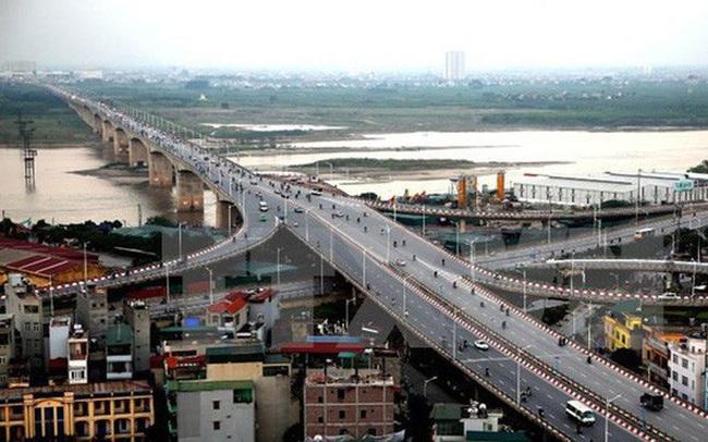 Đồng ý chủ trương xây cầu Vĩnh Tuy mới cách cầu cũ 2m