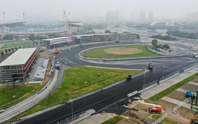 Chưa đầy 2 tháng nữa sẽ diễn ra chặng đua F1 Vinfast Vietnam: Tốc độ thi công thần tốc, Giám đốc đường đua F1 Michael Masi cũng phải bất ngờ