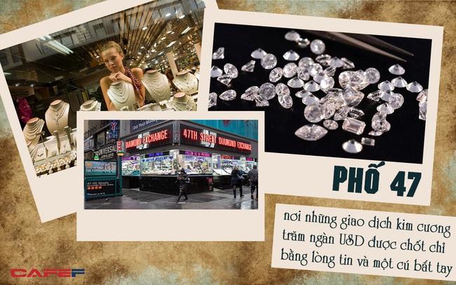 """Bí ẩn con phố 47 giữa lòng New York: Nơi những giao dịch kim cương trăm ngàn USD được chốt dựa trên """"lòng tin"""" và những cú bắt tay suốt 200 năm qua"""