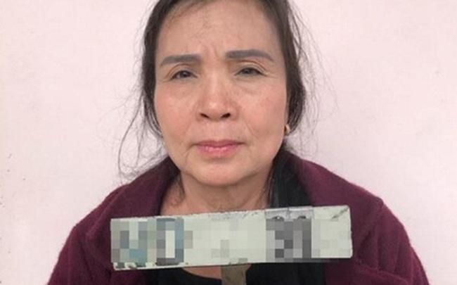 Khởi tố người phụ nữ cho vay nặng lãi 144%/năm