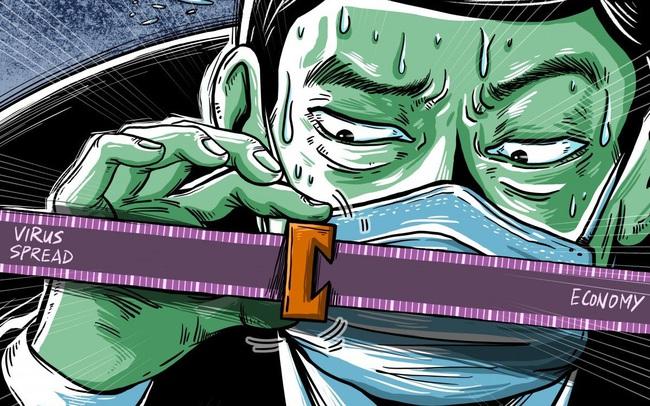 Câu hỏi khó thời kinh tế trì trệ và dịch bệnh lây lan: Nên cho nhân viên đi làm hay không?