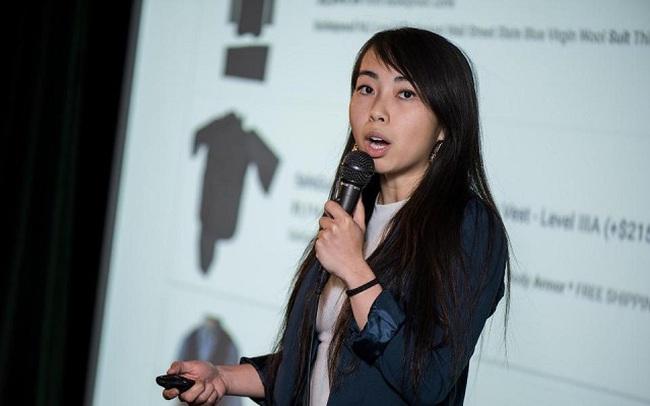 Forbes 30 under 30: Cô gái gốc Việt lập công ty bán áo chống đạn tại Mỹ