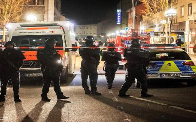 Xả súng gần Frankfurt, Đức, 8 người bị giết