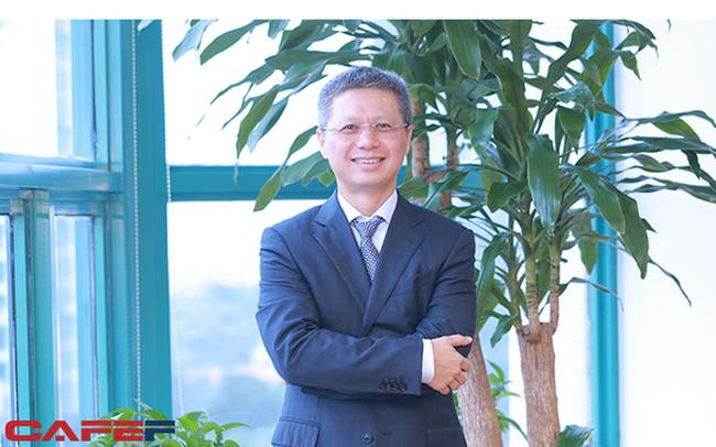 Ông Nguyễn Lê Quốc Anh sẽ thôi làm Tổng giám đốc Techcombank vào tháng 9 năm nay
