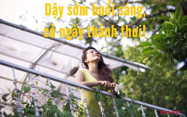 Dậy sớm buổi sáng, cả ngày thảnh thơi: Nguyên tắc vàng 50/30/10/10 để khởi động ngày mới, tận dụng từng phút giây, con đường tới mục tiêu rút ngắn một nửa