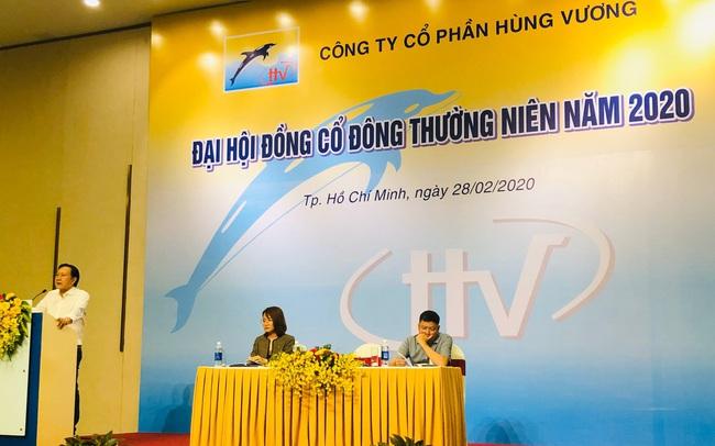 """[Live ĐHCĐ Hùng Vương] HVG phát hành riêng lẻ 20 triệu cổ phiếu cho Thaco, Chủ tịch than 3 tháng nay các doanh nghiệp thủy sản """"đứng hình"""" vì nCoV"""