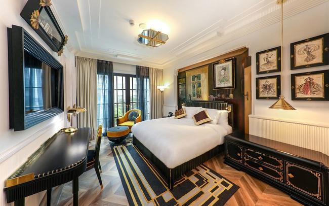 Boutique hotel 5 sao đầu tiên tại thủ đô của Sungroup sắp đi vào hoạt động