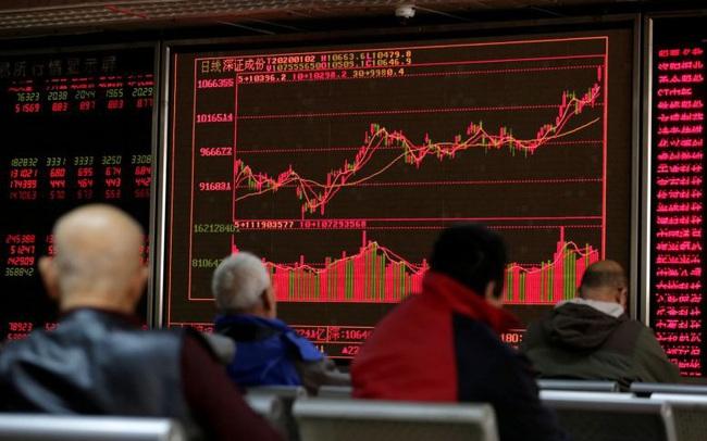 """TTCK Trung Quốc mất hơn 9%, mạnh nhất kể từ khi bong bóng chứng khoán """"nổ tung"""" hồi năm 2015"""