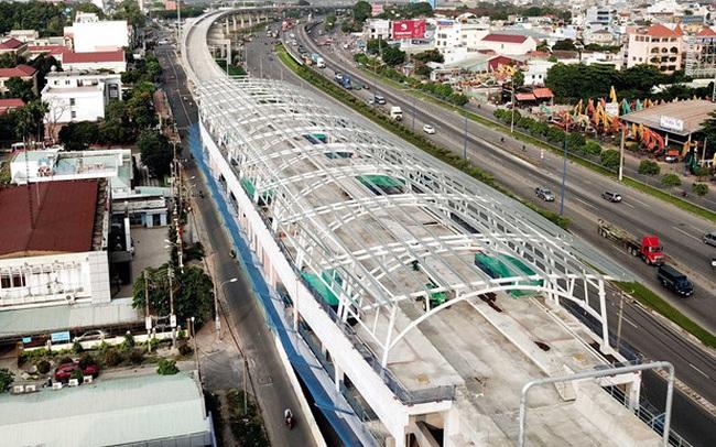 Đẩy nhanh tiến độ thi công Metro Bến Thành - Suối Tiên, đưa vào hoàn thành cuối năm 2021