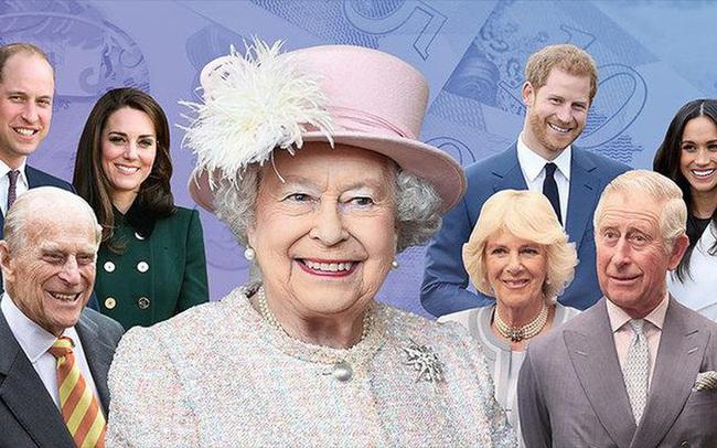 Những đổi thay đáng kinh ngạc của các thành viên Hoàng gia Anh trong 10 năm qua: Con cháu đã lớn khôn nhưng Nữ hoàng Elizabeth II chẳng hề thay đổi!