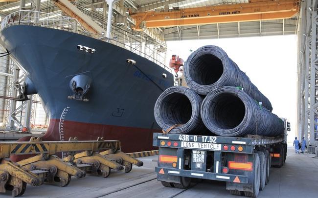 Hòa Phát đặt mục tiêu xuất khẩu 400.000 tấn thép xây dựng năm 2020, tăng 51% năm trước