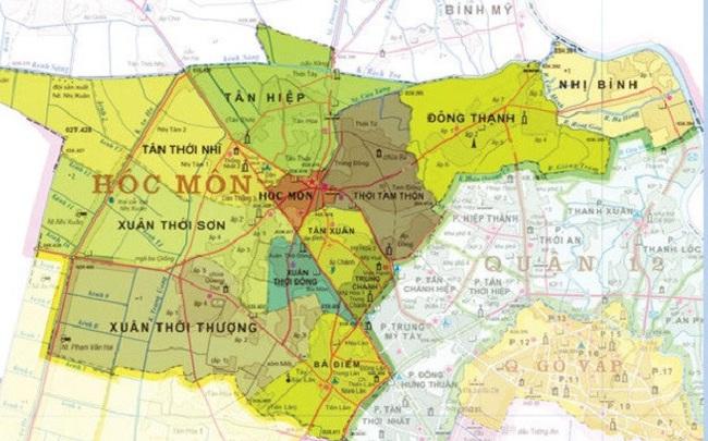 TP:HCM: Kiến nghị Thủ tướng điều chỉnh cục bộ đồ án quy hoạch khu đất hơn 380ha