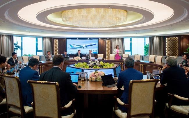 Bamboo Airways đang tìm hiểu dòng máy bay mới nhất của Boeing cho đường bay thẳng Việt - Mỹ