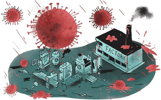 Khách hàng toàn cầu điêu đứng vì Trung Quốc: Nhà cung cấp ngừng sản xuất, ngành bán lẻ, giải trí dự báo lỗ hàng trăm triệu USD, giấy vệ sinh 'cháy hàng' vì người dân đổ xô tích trữ