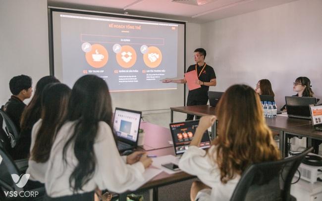 VSS Corporation - Giải pháp marketing tổng thể và chuyển giao công nghệ marketing cho doanh nghiệp SMEs
