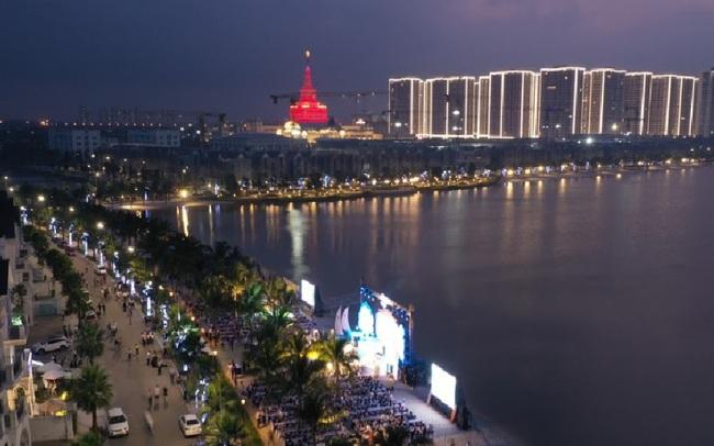Tòa tháp trái tim Vinhomes Ocean Park - bán hết 50% số căn hộ chỉ trong vòng 60 phút