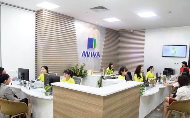 Aviva Việt Nam tăng vốn điều lệ lên hơn 2.800 tỷ đồng