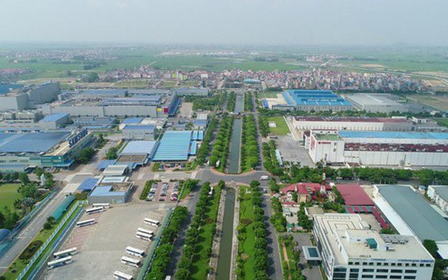Bất động sản Yên Phong nhìn từ sức hút vị trí gần sát khu công nghiệp