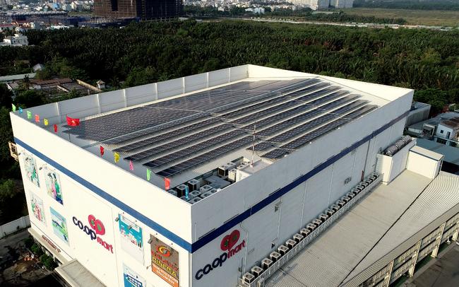 Học hỏi giải pháp tiết kiệm điện hiệu quả từ Saigon Co.op