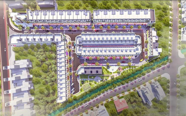 Hậu Covid-19, Đại Phát Mall Town hút nhà đầu tư