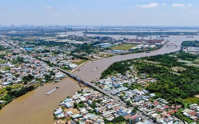 Khu Nam TP.HCM thành đại đô thị, bất động sản lân cận thăng hạng