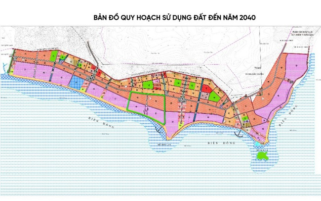 Giới đầu tư tăng tốc đổ về Bình Thuận sau công bố quy hoạch Tân Thành