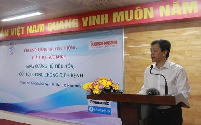Thế Giới Điện Giải cùng BV Chợ Rẫy tổ chức hội thảo sức khỏe hệ tiêu hóa