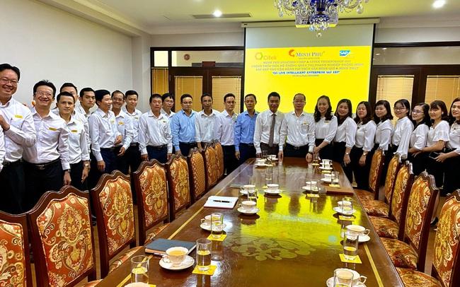 Tập đoàn Thủy sản Minh Phú đưa hệ thống quản trị doanh nghiệp SAP ERP vào vận hành tại các công ty thành viên