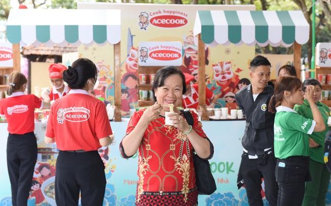 Cùng Acecook Việt Nam làm nên mâm cỗ hạnh phúc trong Tết Festival 2020