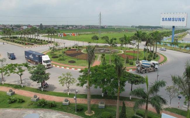 Hàng loạt KCN tại Yên Phong giải phóng mặt bằng, lộ diện nhiều nhà đầu tư săn quỹ đất