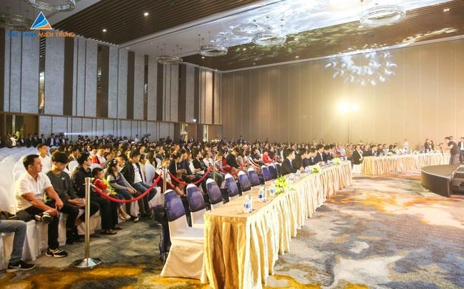 Chương trình tri ân khách hàng lớn nhất trong năm của Đất Xanh Miền Trung