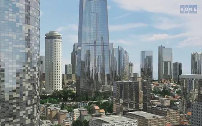 KONE thúc đẩy xu hướng di chuyển thông minh tại đô thị