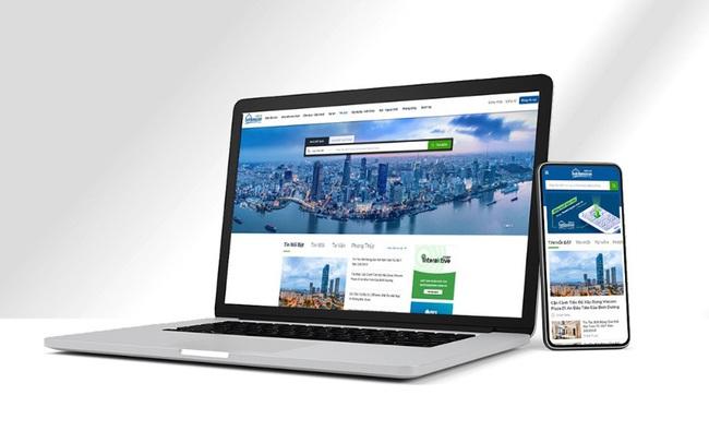 Batdongsan.com.vn chính thức thay giao diện trang chủ mới