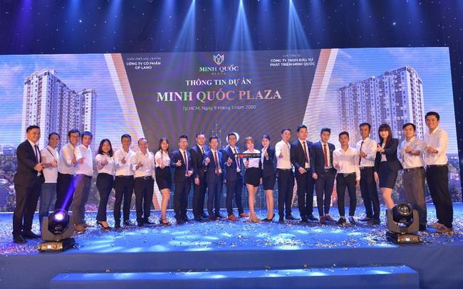 Lễ giới thiệu dự án Minh Quốc Plaza Bình Dương