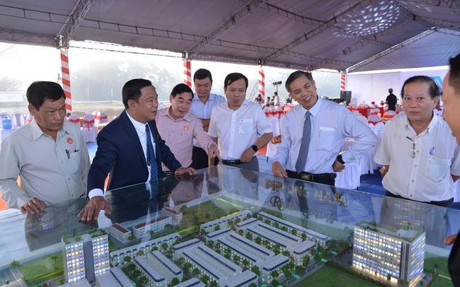 Phương Nam River Park hút khách trong lễ công bố dự án