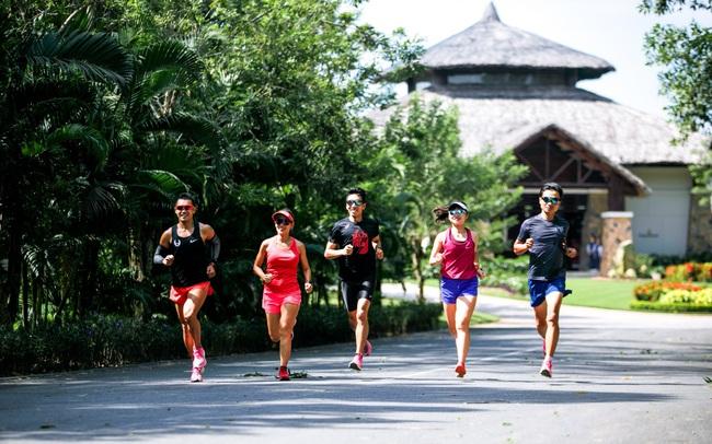 Nghỉ dưỡng kết hợp các hoạt động thể thao chính là trào lưu team building mới