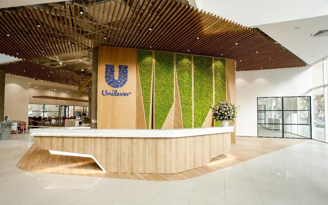 Văn phòng Unilever thay đổi diện mạo trước thềm năm mới