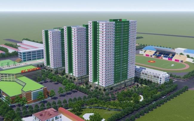 Tin vui đầu năm: Hà Nội chào đón gần 1200 căn hộ nhà ở xã hội tại Dự án IEC Residences Tứ Hiệp dành cho người thu nhập thấp