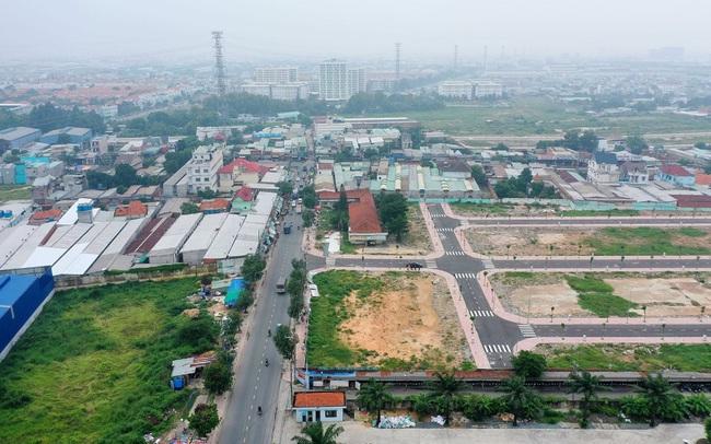 Xu hướng đầu tư đất nền dịch chuyển về các thành phố mới ven TP.HCM