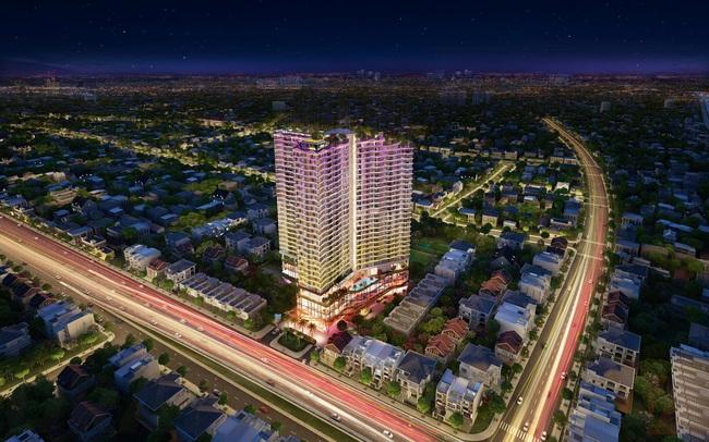 Dự án căn hộ cao cấp hàng đầu trung tâm Chợ Lớn đáp ứng nhu cầu của cư dân trong khu vực