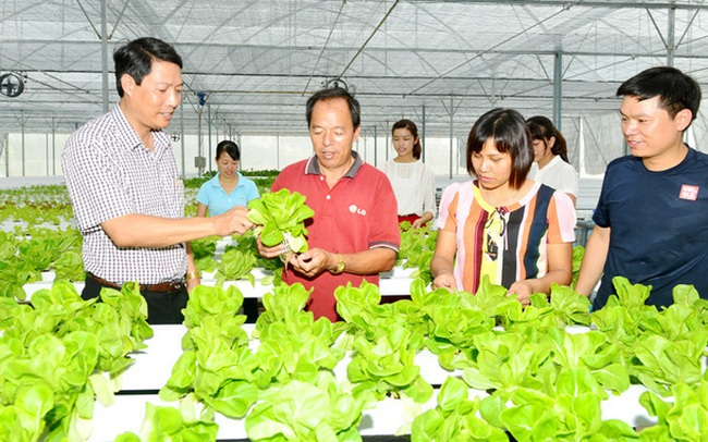Nông dân thời công nghệ 4.0
