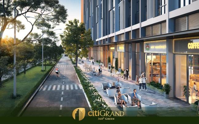 CitiGrand – Nơi kiến trúc giao hòa cùng thiên nhiên